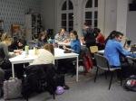 Nacht der aufgeschobenen Hausarbeiten 2012 an der Europa-Universität Viadrina