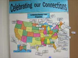 Schreibzentrums Alumni Karte