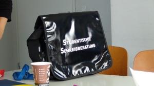 Schreibberater Tasche
