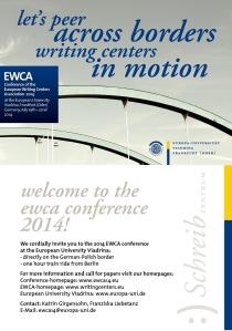 Postkarte EWCA Konfernez 2014