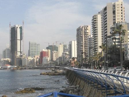 Bild von Beirut