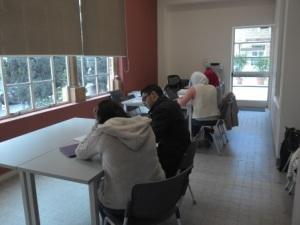 Bild vom Schreibzentrum der AUB