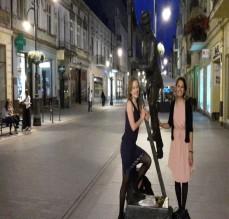 Diana und Dilnaz