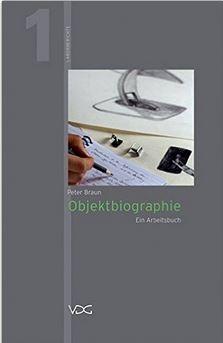 Buchcover Objektbiographien